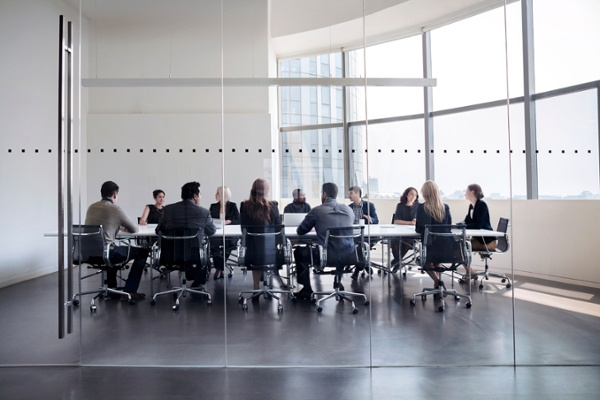 Group of executives planning long-term actions-1