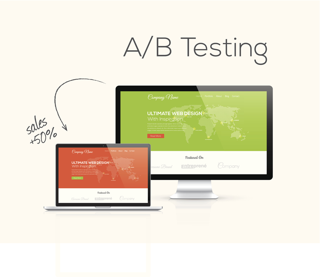 How A/B Testing Improves Online Sales