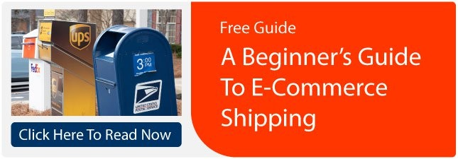 A Beginner's Guide to E-commerce Shipping